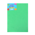 Silly Winks, Self-Adhesive Foam Sheet, 9 x 12 inches, Green