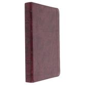 ESV Large Print Thinline Bible, Imitation Leather, Multiple Colors Available