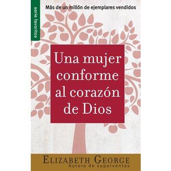 Una Mujer Conforme al Corazon de Dios, by Elizabeth George, Paperback