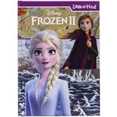 Disneys Frozen II Look and Find Activity Book, Phoenix International, Hardcover