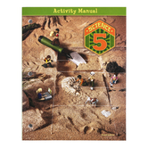 BJU Press, Science 5 Student Activities Manual, 4th Edition, Paperback, Grade 5