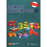 Singapore Math, Primary Math Textbook 2B, U.S. Edition, Paperback, 112 Pages, Grades 2-3