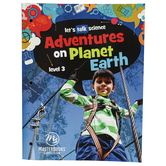 Master Books, Lets Talk Science Level 3 Adventures on Planet Earth, 384 Pages, Grade 3