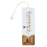 Dicksons, My First Communion Tassel Bookmark, 2 x 6 inches