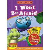 Hermie & Friends, I Won't Be Afraid: God Is Always With Me, by Max Lucado, DVD