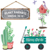 Renewing Minds, Plant Kindness Bulletin Board Set, Multi-Colored,