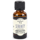 Serenity Aromatherapy Essential Oil, Lavender and Cedar Scent, 1 Fluid Ounce