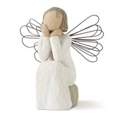 Willow Tree, Angel of Caring Figurine