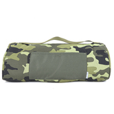 Stephen Joseph, Camouflage All Over Print Nap Mat, 20 x 52 x 1 inches