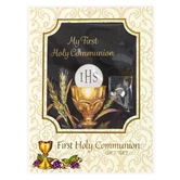 Christian Brands, Bread of Life Boy's First Communion Gift Set