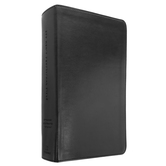 ESV Men's Devotional Bible, TruTone, Black