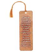 Dicksons, Serenity Prayer Spanish Bookmark, 2 x 6 inches