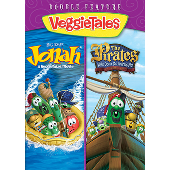 VeggieTales, Jonah and The Pirates Who Don't Do Anything Double Feature, DVD