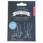 Kikkerland Design Inc., Quick Fix Hem Tape, Set of 18