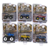 Greenlight Collectibles, Kings Of Crunch Die Cast Monster Truck, Multiple Styles, 4 inches