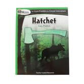 Teacher Created Resources, Rigorous Reading: Hatchet, Grades 5-8, Paperback, 80 Pages