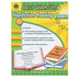 Teacher Created Resources, Daily Warm-Ups Nonfiction Reading Workbook, Reproducible, 176 Pages, Grade 4