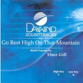 Go Rest High On That Mountain, Accompaniment Track, As Made Popular by Vince Gill, CD