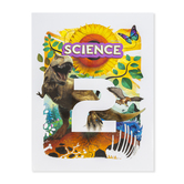 BJU Press, Science 2 Student Text, 5th Edition, Paperback, Grade 2