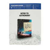 Master Books, Intro to Astronomy, Teacher Guide, Paperback, Grades 7-8