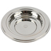 Swanson, Deluxe Offering Plate with 4 Pads, Stainless Steel, 12 1/2 x 2 1/4 inches, Silver