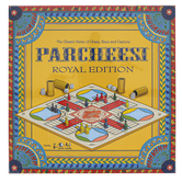 Winning Moves Games, Parcheesi Royal Edition Board Game, 2 to 4 Players, Ages 8 & Older