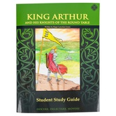 Memoria Press, King Arthur, Student Study Guide, Paperback, Grades 5-6