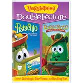 VeggieTales, Pistachio and Robin Good Double Feature, DVD
