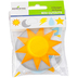 Renewing Minds, Weather Mini Cutouts, Multi-Colored, 3 Inches, 6 Designs, 36 Pieces