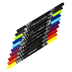 CalliCreative, Duotip Brush Calligraphy Markers, Assorted Colors, 10 Markers