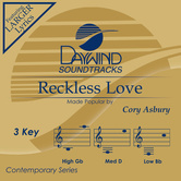 Reckless Love, Accompaniment Track, As Made Popular by Cory Asbury, CD
