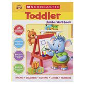 Scholastic, Toddler Jumbo Workbook, 320 Pages, Grade Pre-K
