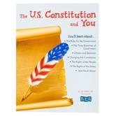 Barron's, The U.S. Constitution and You, 3rd Edition, Paperback, 48 Pages, Grades 3-5