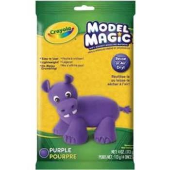 Crayola, Model Magic Modeling Compound, Purple, 4 ounces
