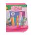 Crayola, All That Glitters Art Case Kit, 51 Count, Ages 5 and up