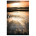 Salt & Light, Comfort and Peace Funeral Program, 8 1/2 x 11 inches Flat, 100 Count