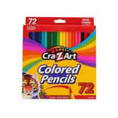 Cra-Z-Art Colored Pencils, Assorted Colors, Box of 72