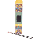 Fragranced Incense Sticks, Sandalwood, 40 Pieces, 10 Inches