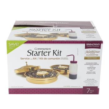 RemembranceWare, Communion Starter Kit, Multiple Colors Available, 106 Pieces