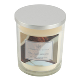 Chesapeake Bay, Coconut Jasmine Scented Jar Candle, White, 16 ounces