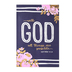 SoulScripts, Matthew 19:26 With God, Paperback Journal, 5 1/2 x 8 inches, 80 Pages