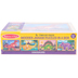 Melissa & Doug, Dinosaurs Wooden Jigsaw Puzzles Box, 12 Pieces Each, 1 Each of 4 Puzzles