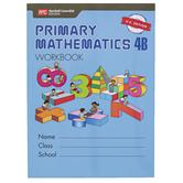 Singapore Math Primary Math Workbook 4B US Edition, Grade 4