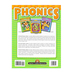 Teacher Created Resources, Phonics Book 1 Workbook, Reproducible Paperback, 176 Pages, Grades K-3