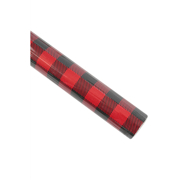 Brother Sister Design Studio, Buffalo Plaid Gift Wrap Roll, 50 Feet, 29 3/4 Inches Long