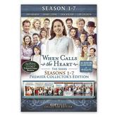 When Calls the Heart: Season 1-7 Collectors Edition: Premier Edition, 28 DVD Set