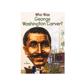 Who Was George Washington Carver?, by Jim Gigliotti