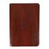 ESV Study Bible, TruTone, Walnut, Celtic Design