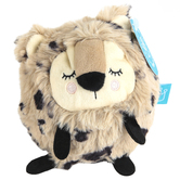 Manhattan Toy Company, Squeezemeez Leopard, Brown & Black, 5 inches