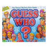 Winning Moves Games, Guess Who: The Classic Mystery Face Game, Ages 6 and Older, 2 Players